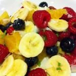 Minty Fruit Salad (Photo Credit: Adroit Ideals)