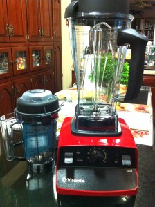My Vitamix is one of my favorite cooks tools!