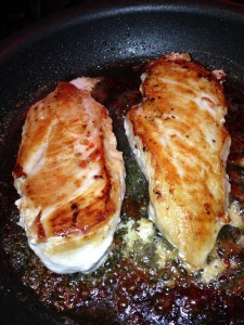 Browned Chicken Breasts (Photo Credit: Adroit Ideals)