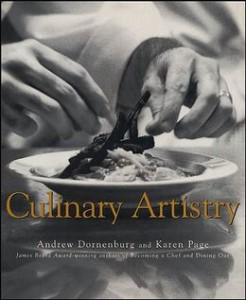 CulinaryArtistryBook