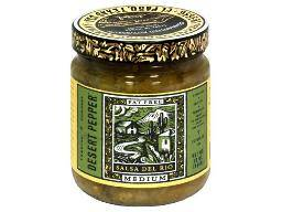 Green Chile Salsa (Photo Credit: Desert Pepper Trading Co.)