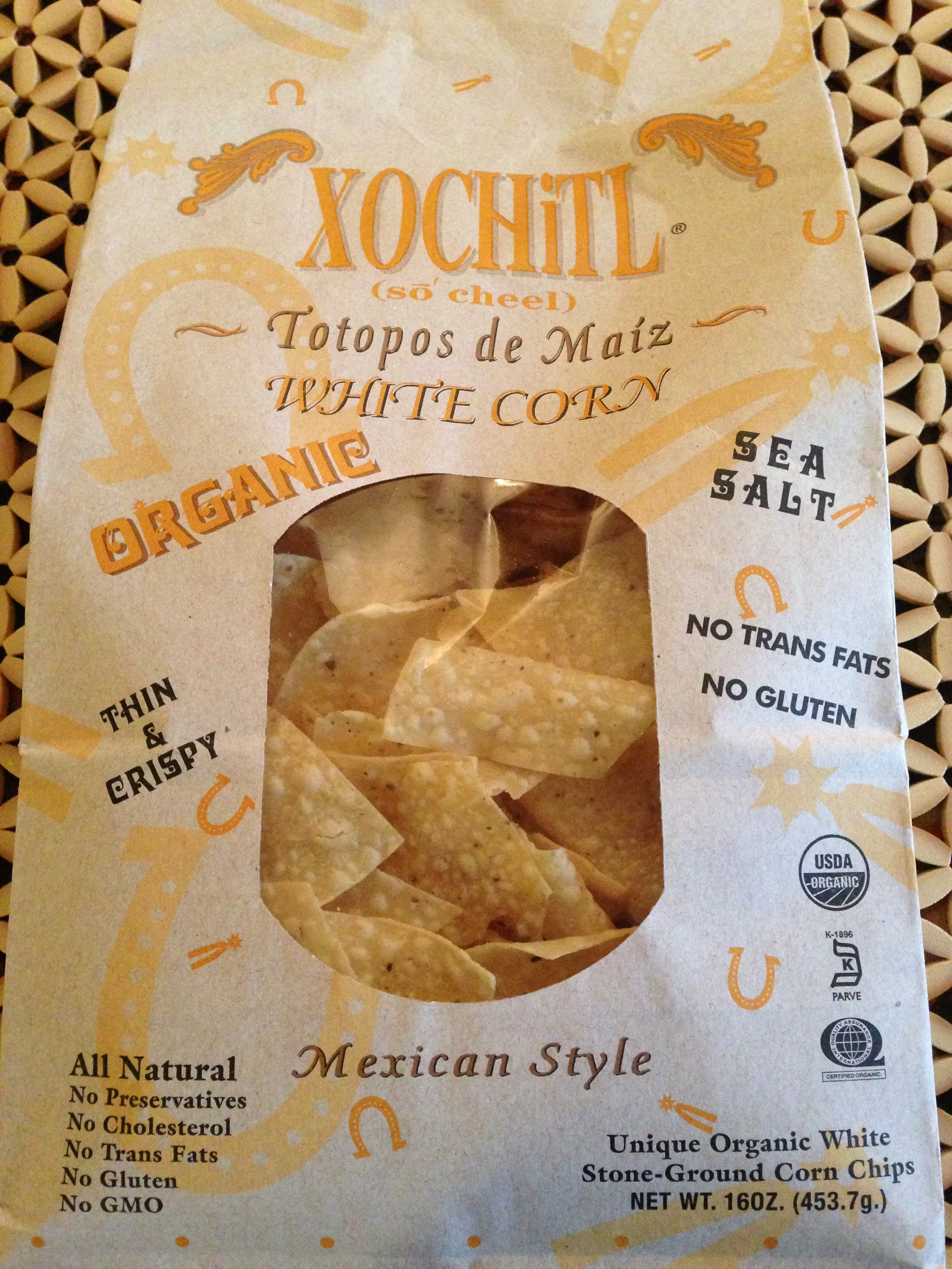 XOCHiTL Tortilla Chips - the best! (Photo Credit: Adroit Ideals)