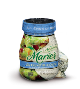Marie's Low Fat Blue Cheese Dressing (Photo Credit: Maries.com)