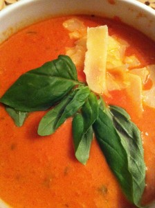 Tomato Basil Soup (Photo Credit: Adroit Ideals)