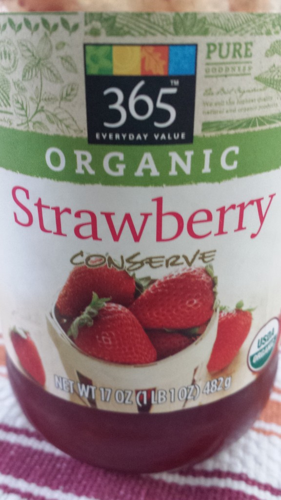 Whole Foods Market's Strawberry Conserve (Photo Credit: Adroit Ideals)