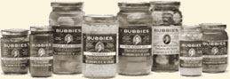 Bubbie's Pickles and other Products (Photo Credit: bubbies.com)