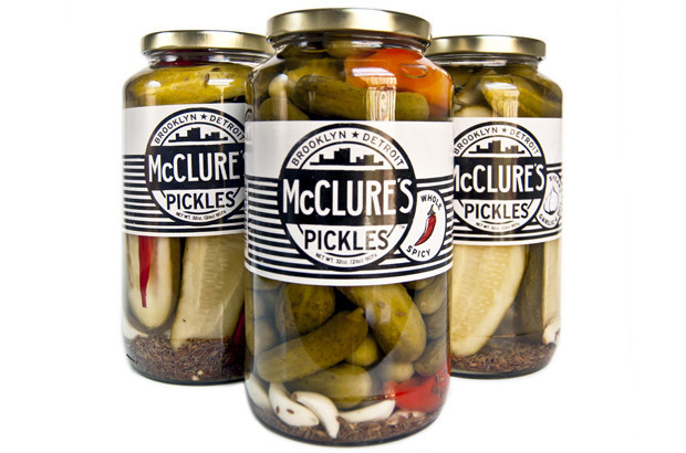 McClure's Pickles (Photo Credit: mcclurespickles.com)