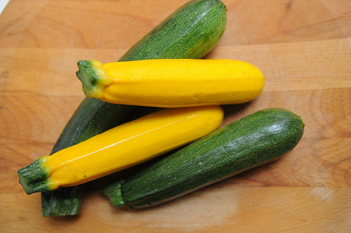 Zucchini and Yellow Summer Squashes (Photo Credit: Food52.com)