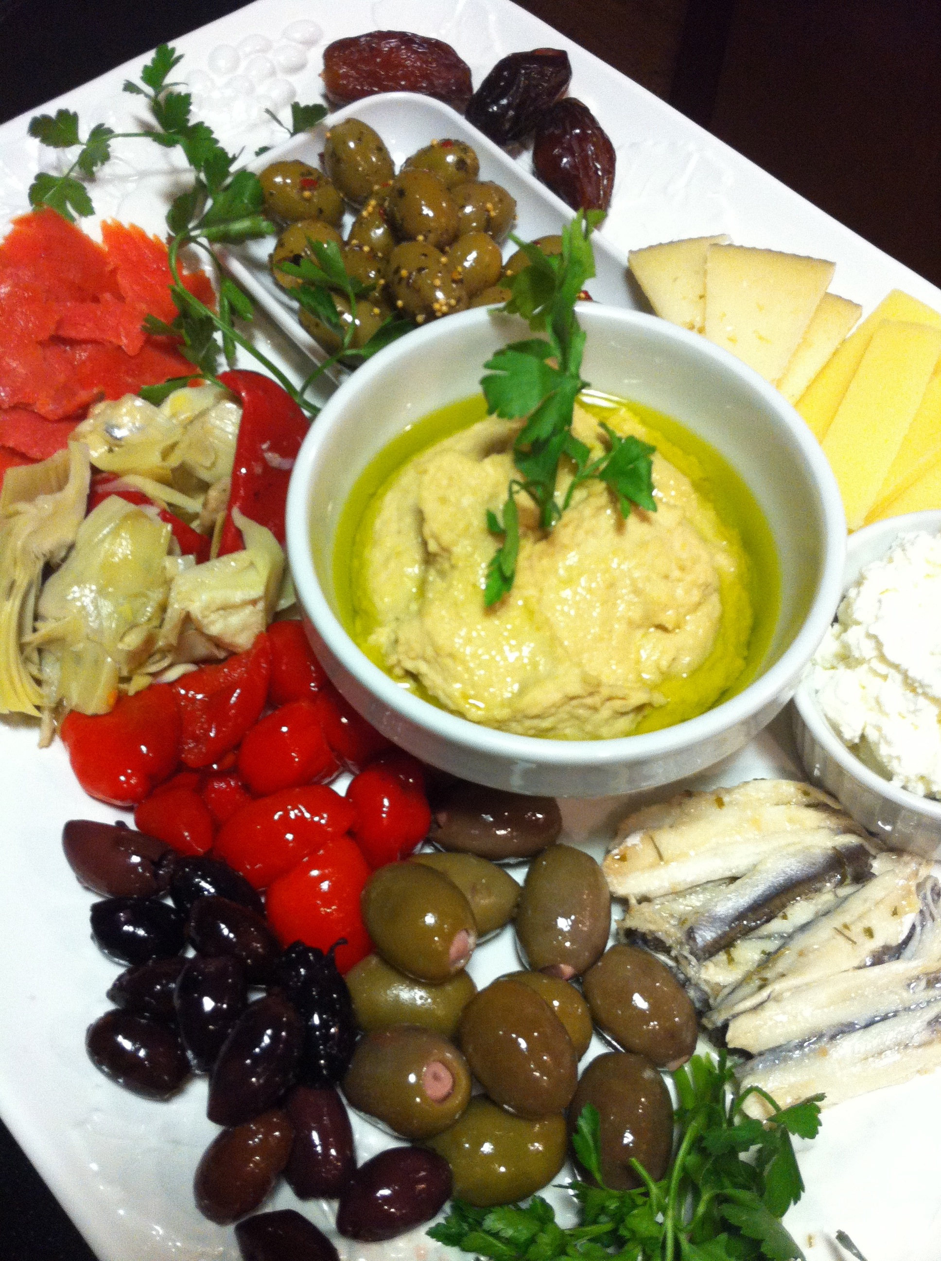 Antipasti Platter For A Meal Or A Party A Food Lover S Delight