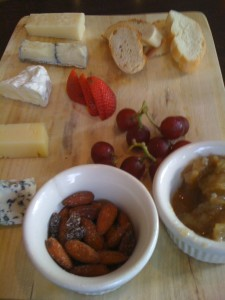 Cheese Plate at Evo Bistro in McLean, Virginia (Photo Credit: Adroit Ideals)