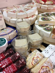 Cheeses at Whole Foods Market (Photo Credit: Adroit Ideals)