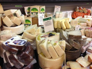 Whole Foods Market carries a wide variety of cheeses (Photo Credit: Adroit Ideals)