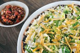 California Pizza Kitchen's Tostada Pizza (Photo Credit: cpk.com)