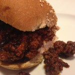 Super Sloppy Joe ready for you to try!  (Photo Credit: Adroit Ideals)
