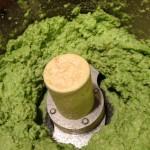 Green Pea Hummus in progress (Photo Credit: Adroit Ideals)