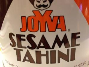 Joyva Sesame Tahini! (Photo Credit: Adroit Ideals)