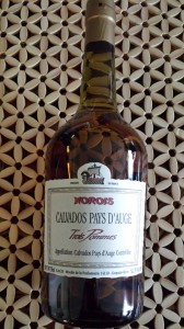 Calvados is an apple brandy from France (Photo Credit: Adroit Ideals)