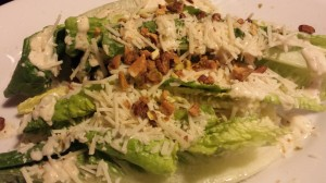 Try chopping toasted pistachios and sprinkling them on a Caesar salad!  (Photo Credit: Adroit Ideals)