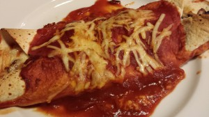 Smoked Pork Enchilada (Photo Credit: Adroit Ideals)