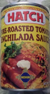 Hatch Enchilada Sauce is one of my favorite prepared sauces!  (Photo Credit: Adroit Ideals)