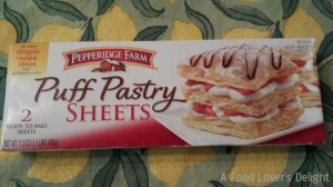 Pepperidge Farm Puff Pastry Sheets (Photo Credit: Adroit Ideals)