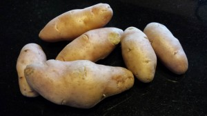 Fingerling Potatoes (Photo Credit: Adroit ideals)