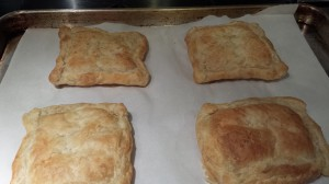 Baked pastry shells for tarts (Photo Credit: Adroit Ideals)