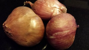 Shallots add a mild onion flavor to recipes (Photo Credit: Adroit Ideals)