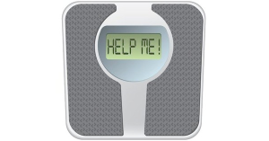 Weight Scale   (Photo Courtesy of coachcalorie.com)