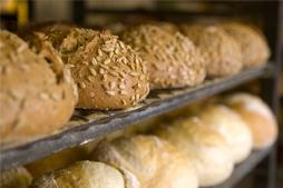A selection of breads fresh from the oven (Photo Credit:  wholefoodsmarket.com)