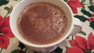 Decadent hot chocolate just waiting for a sip! (Photo Credit: Adroit Ideals)