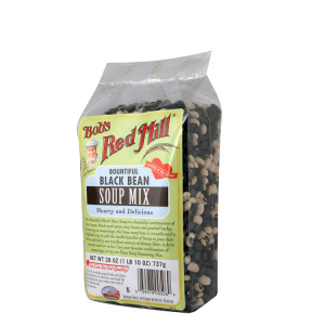 Bob's Red Mill Bountiful Black Bean Soup Mix (Photo Credit: bobsredmill.com)