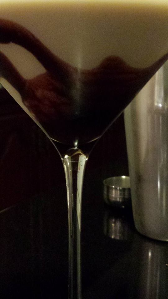 Chocolate Almond Martini (Photo Credit: Adroit Ideals)