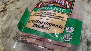 Coleman Organic Chicken Breasts (Photo Credit: Adroit Ideals)