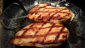 Grilled Chicken Breasts (Photo Credit: Adroit Ideals)