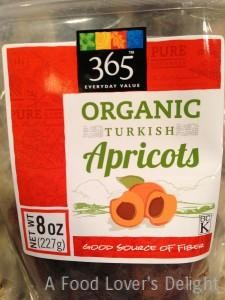 Dried Apricots from Whole Foods Market (Photo Credit: Adroit Ideals)