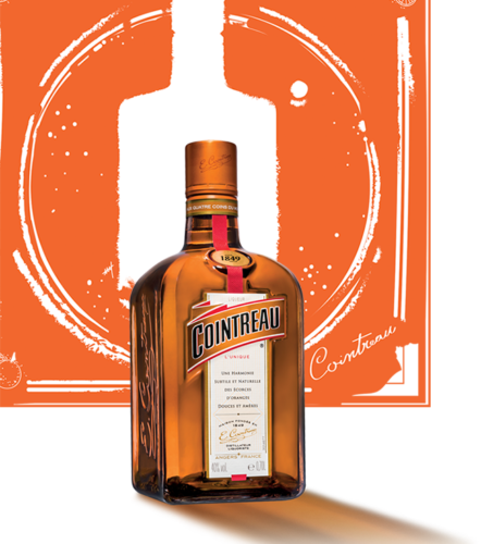 Cointreau orange liqueur (Photo Credit: cointreau.com)