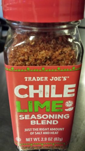 Trader Joe's Chile Lime Seasoning (Photo Credit: Adroit Ideals)
