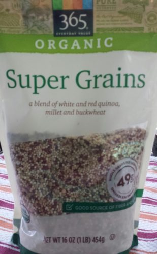 Whole Foods Market's Super Grains (Photo Credit: Adroit Ideals)