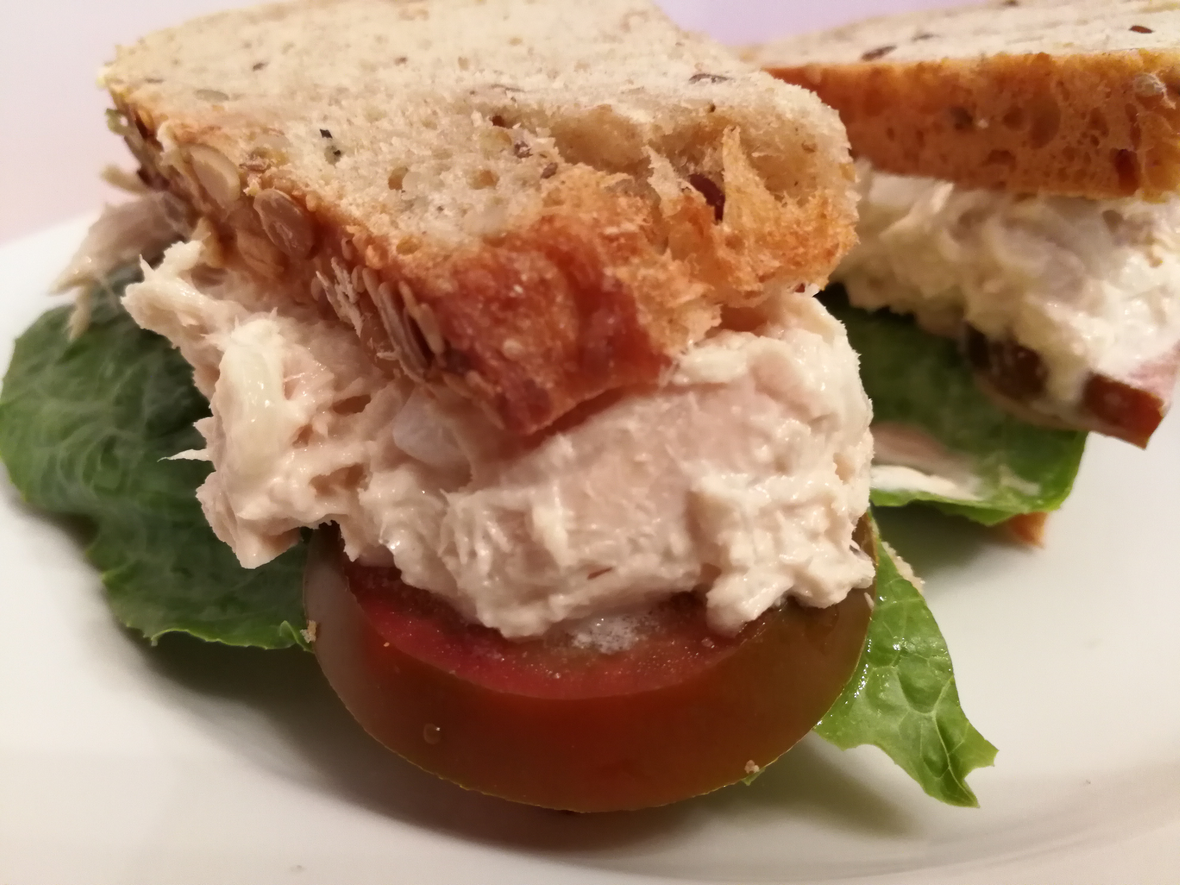 The Best Tunafish Salad Sandwich - A Food Lover\'s Delight