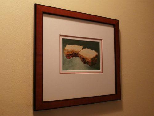 PBJ Sandwich painting