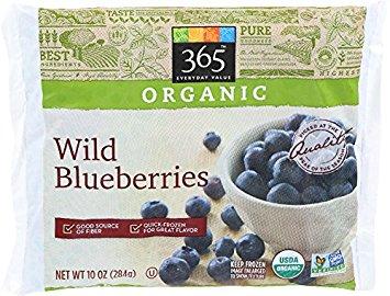 frozen wild blueberries
