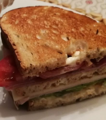 Clifton Club Sandwich