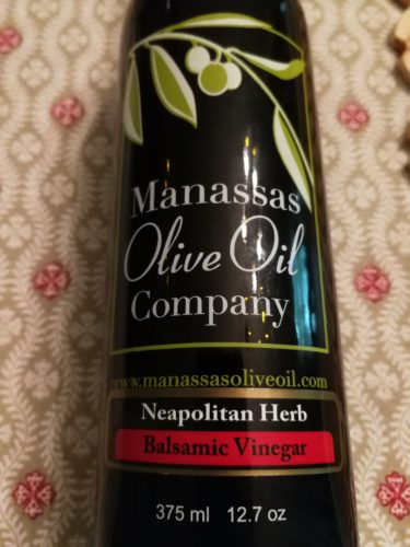 The Manassas Olive Oil Company's Neapolitan Herb Balsamic Vinegar