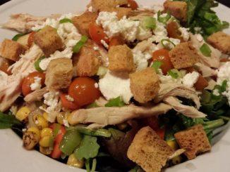 Summer Roasted Chicken Salad