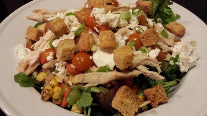 Summer Roasted Chicken Salad