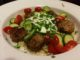 Spicy Lamb Meatball Bowl