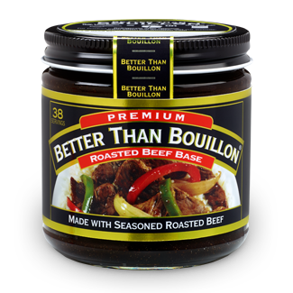 Better Than Bouillon beef base concentrate