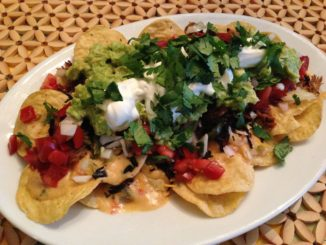 Build Your Own Ultimate Nachos