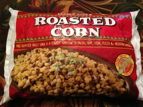 Trader Joes Roasted Corn
